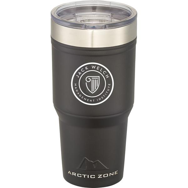 JWMI Arctic Zone Titan Thermal HP Copper Tumbler 30oz BLACK