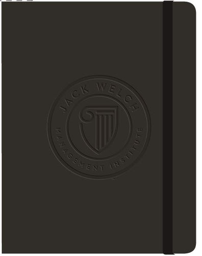 JWMI Moleskine® Hard Cover Ruled XL Professional Project Planner - BLACK