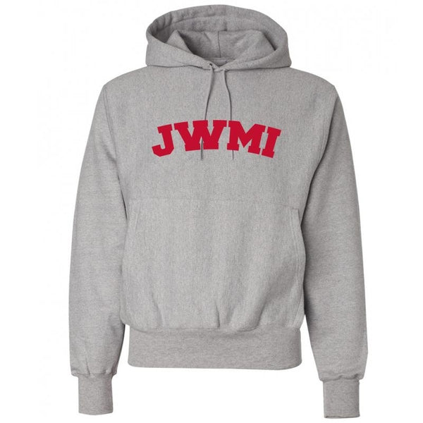 JWMI Champion 12 oz. Pullover Hood