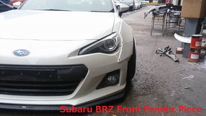 Version 2 Type S - 12 Piece Wide Body Kit