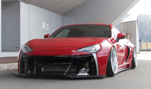 New Front Bumper for FR-S/BRZ/GT86