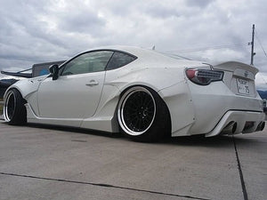 Version 1 - 12 Piece Wide Body Kit