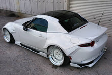 Mazda ND MX-5 Side Canard