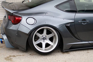 Version 2 Type S - 16 Piece Wide Body Kit