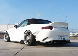 "Mazda ND MX-5 Trunk Spoiler Type 1 ""Long"""