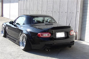 Mazda NC Miata Trunk Spoiler for HARD Top