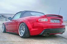 Mazda NC Miata Trunk Spoiler for SOFT Top