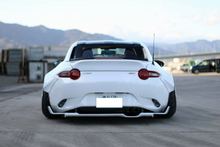 Mazda ND MX-5 Rear Diffuser