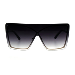 Rims Behind Lens Sunglasses