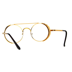 Steampunk Side Cover Glasses