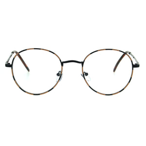 Vintage Mood Round Glasses