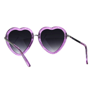 Glitter Your Heart Sunglasses