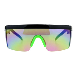 Back to 80's Goggle Sunglasses