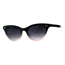 Black & Color 2-tone Sunglasses