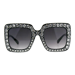 Fully Blinged Out Sunglasses