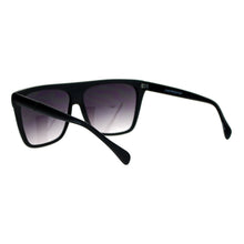 Flat Top Square Sunglasses