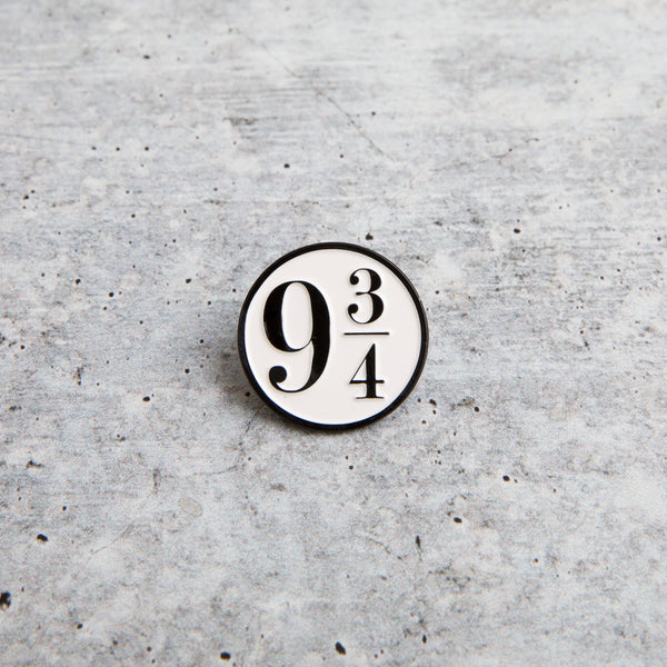 TRAIN PLATFORM Lapel Pin