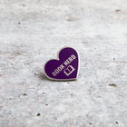 BOOK NERD Lapel Pin