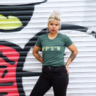 SPEW Women/Junior Fitted T-Shirt