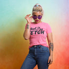 SO FETCH Women/Junior Fitted T-Shirt