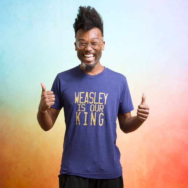 GEEKY KING Unisex T-shirt