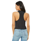 TITS UP Women's Racerback Cropped Tank
