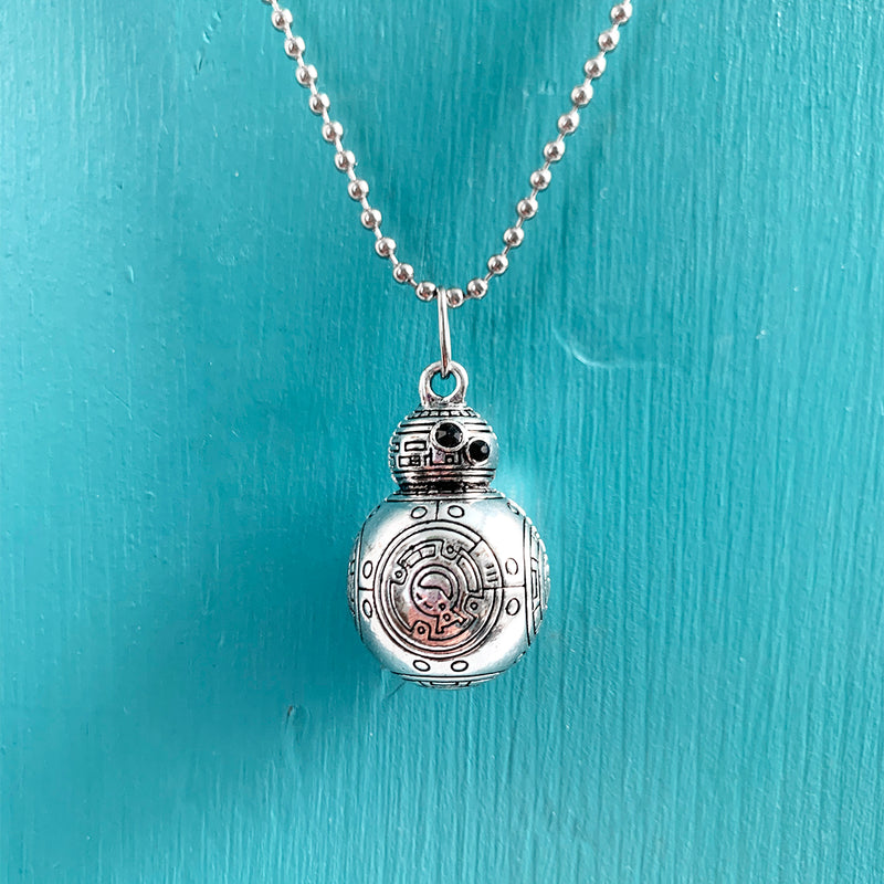 SECONDS NECKLACE SALE --BB8