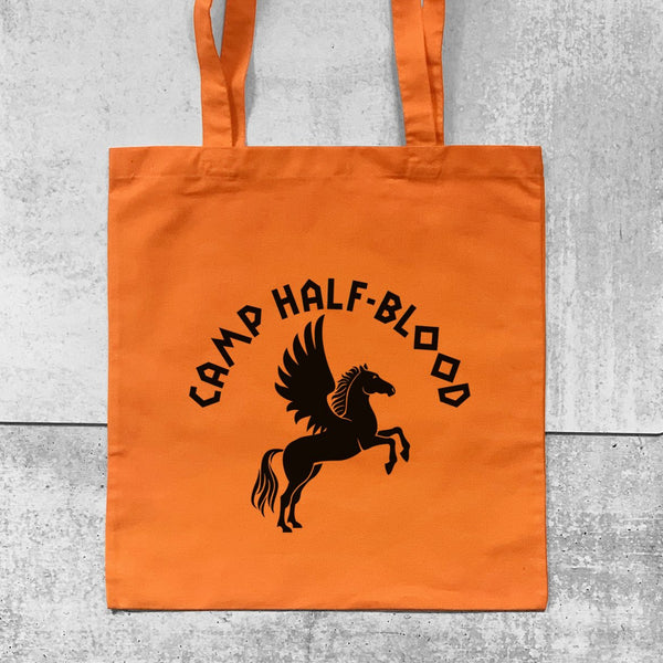 CAMP HALF-BLOOD Tote Bag