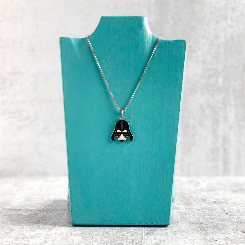 SECONDS NECKLACE SALE --DARTH VADER