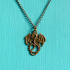 SECONDS NECKLACE SALE -- DRAGON Necklace