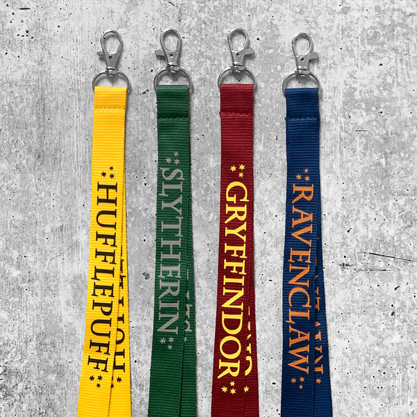 WIZARD HOUSE Lanyard