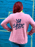 YA BASIC Women's cardigan