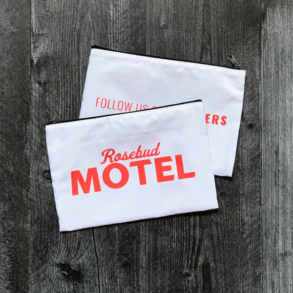 ROSEBUD MOTEL Cosmetic Bag