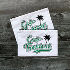 CAFE TROPICAL Cosmetic Bag