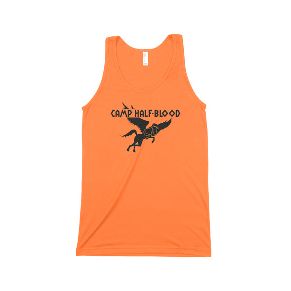 GREEK CAMP Unisex Tank Top