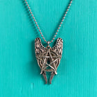 SECONDS NECKLACE SALE -- ANGEL WINGS/PENTAGRAM Necklace