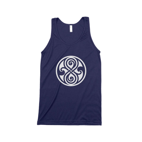 TIME & SPACE Unisex tank top