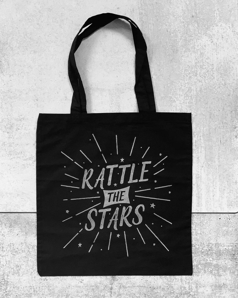 RATTLE THE STARS Tote Bag