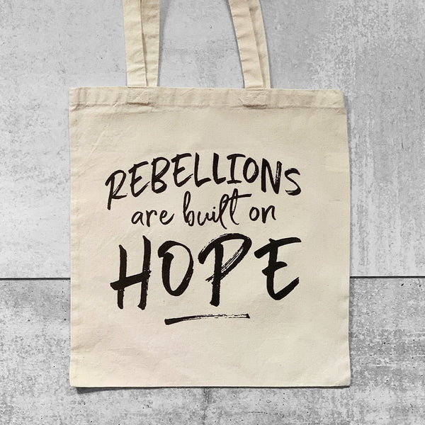REBELLIONS Tote Bag
