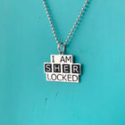 SECONDS NECKLACE SALE -- SHER LOCKED