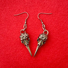 SECONDS SALE -- SKULL Earrings