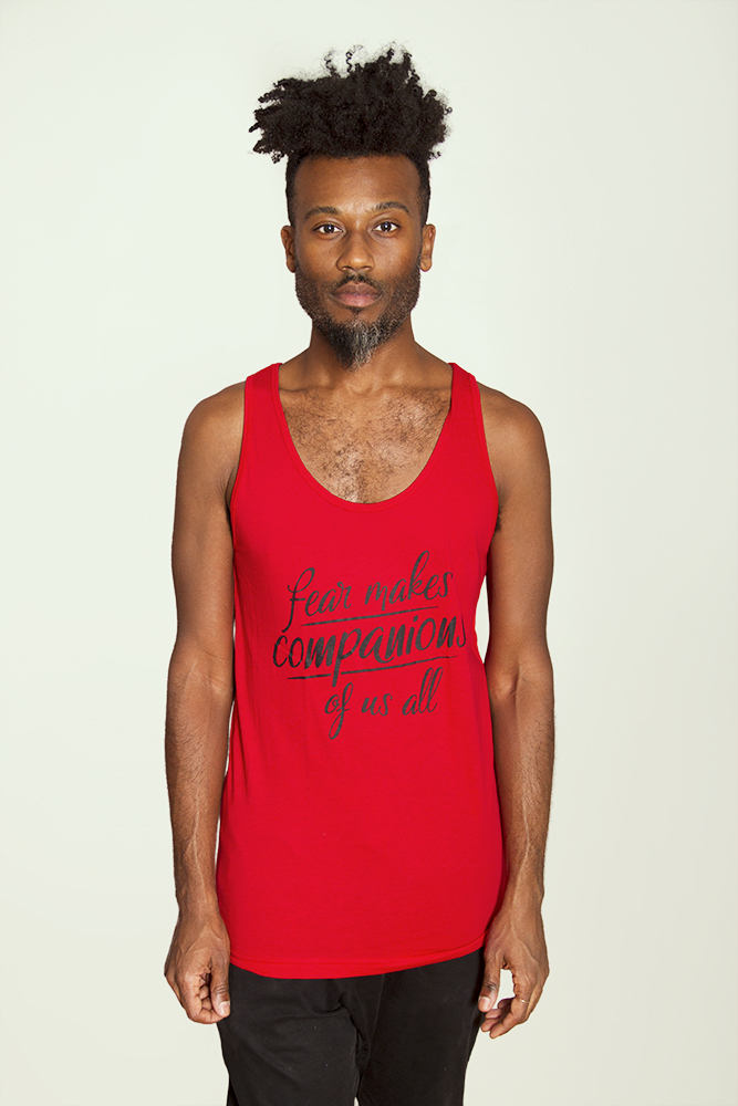 SHINING LIKE THE BRIGHTEST STAR Unisex Tank Top