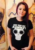 ARE YOU MY MUMMY Women/Junior Fitted T-Shirt