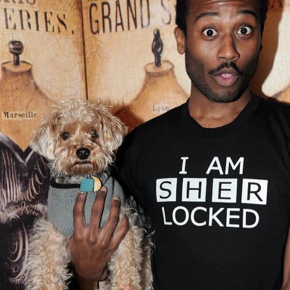 SALE -- Geeky LOCKED shirt.  Men's/Unisex American Apparel size small, medium, large,  XL and 2XL