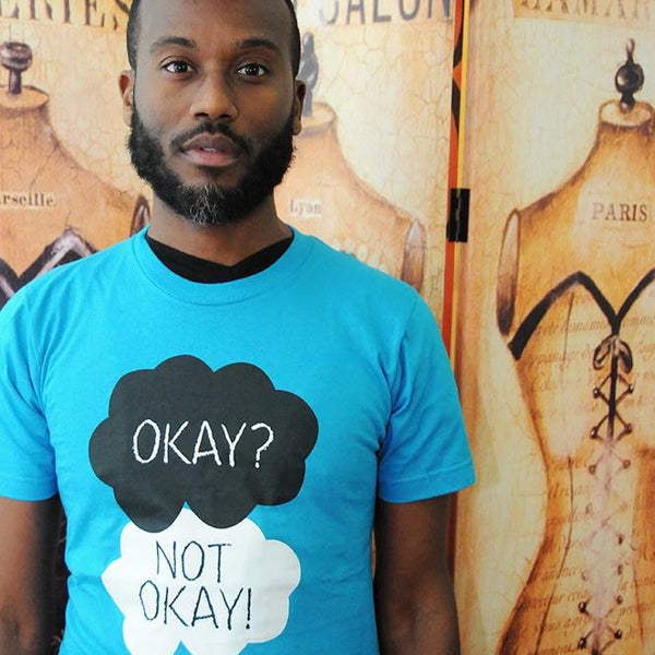 OKAY? NOT OKAY! Unisex T-shirt