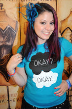 SALE!!  Okay? Okay. Women's American Apparel fitted in small, medium or large
