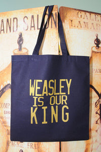 Geeky King Tote Bag