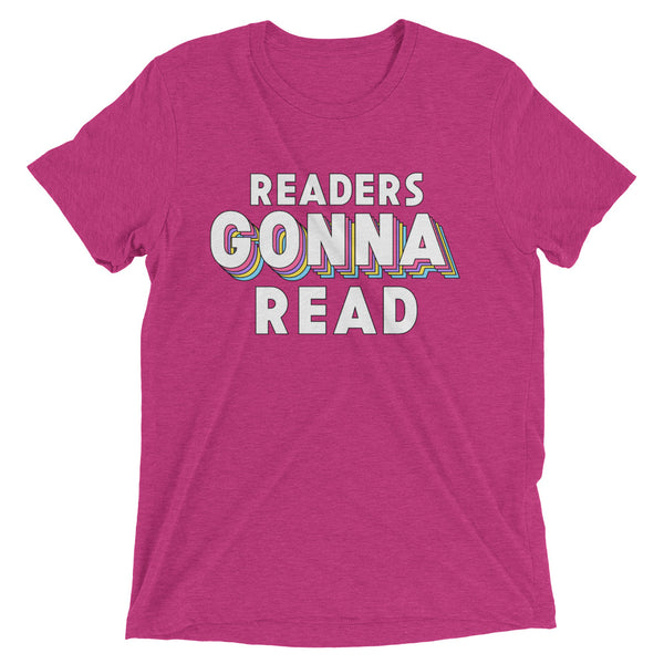 READERS GONNA READ Unisex T-shirt