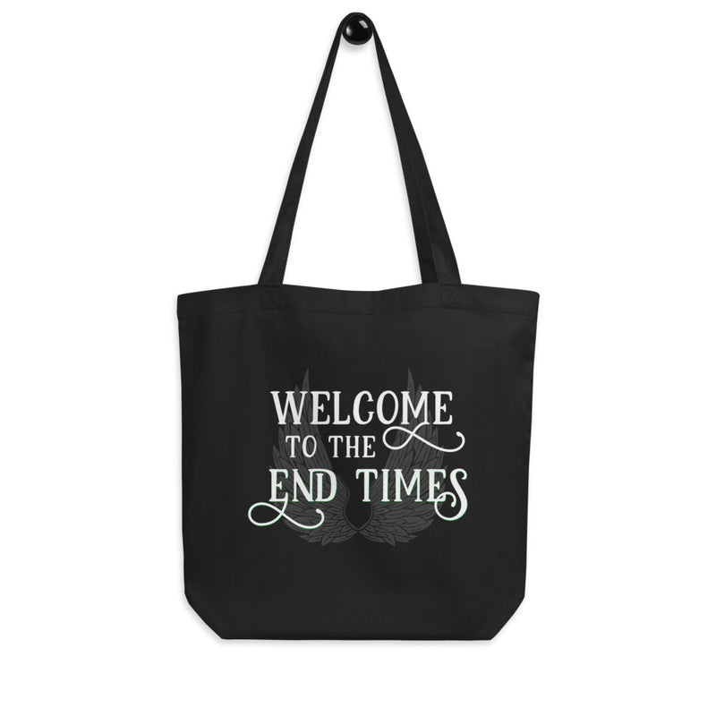 WELCOME TO THE END TIMES Eco Tote Bag