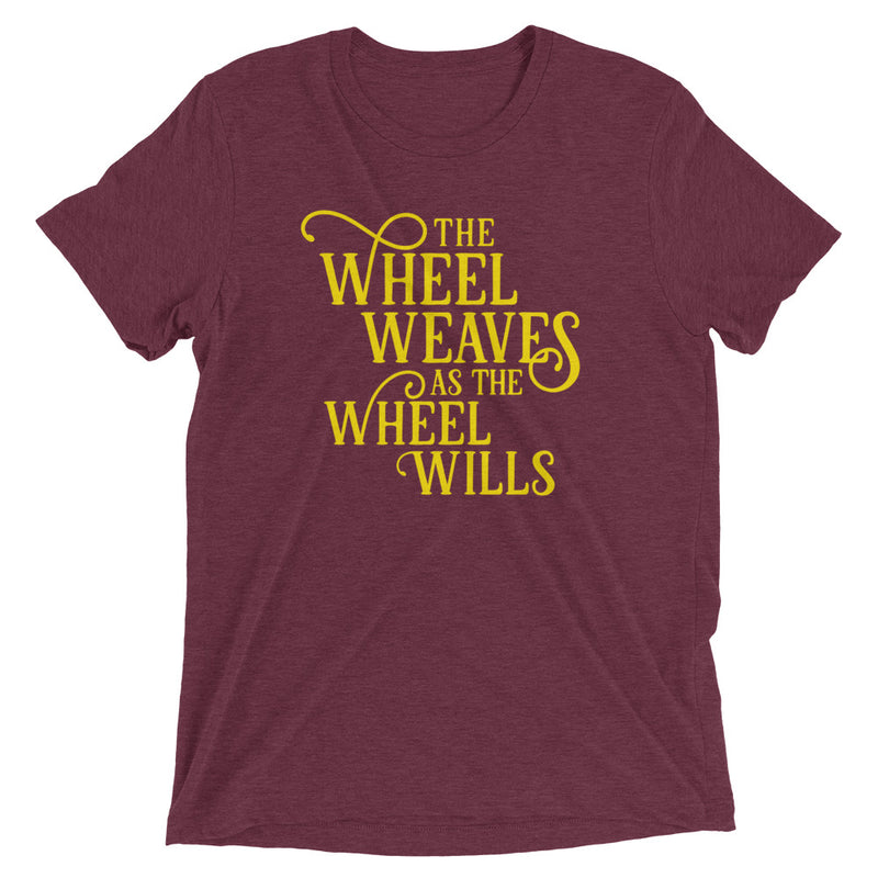 THE WHEEL WEAVES Unisex T-shirt